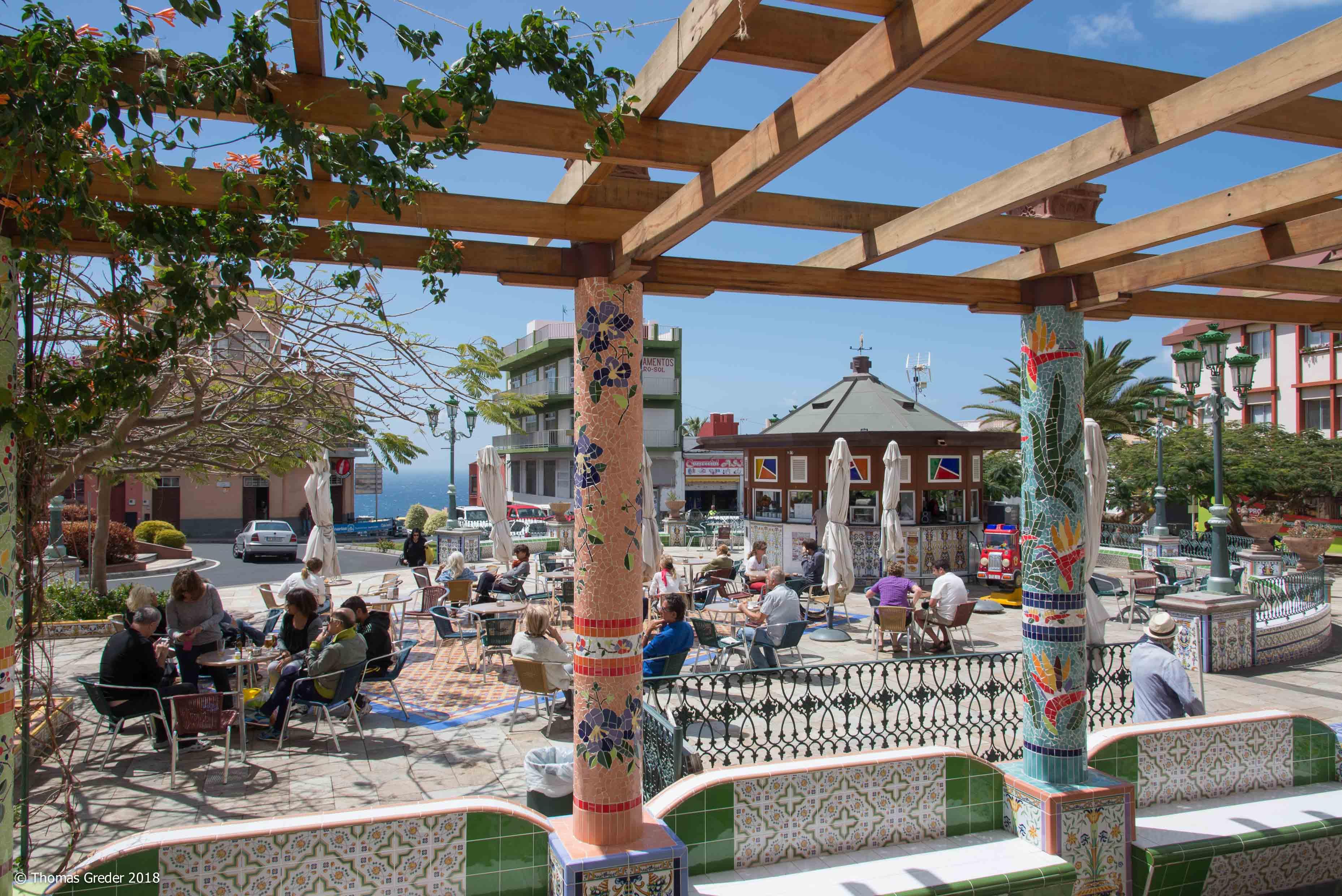 Plaza von Tazacorte